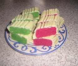 Gekleurde bonbons